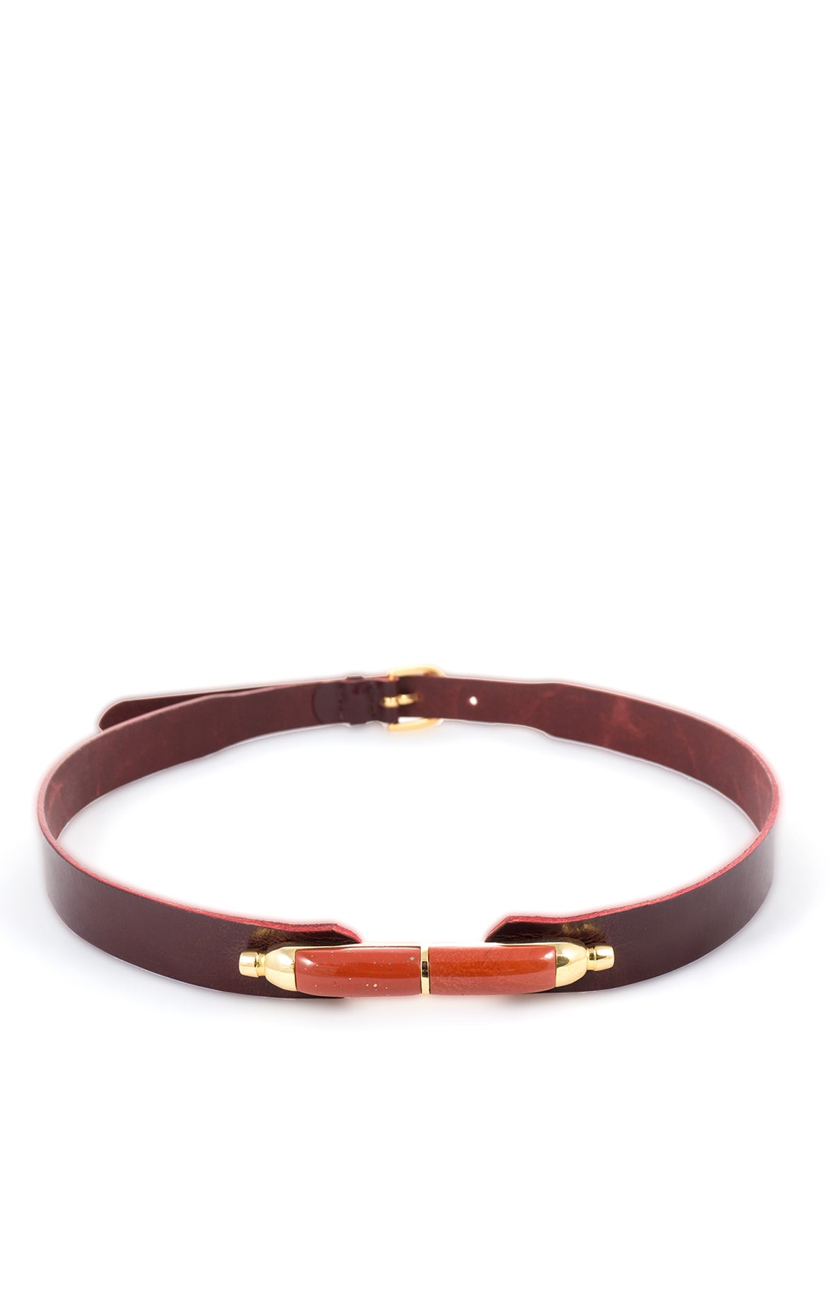 The bullet belt jasper red