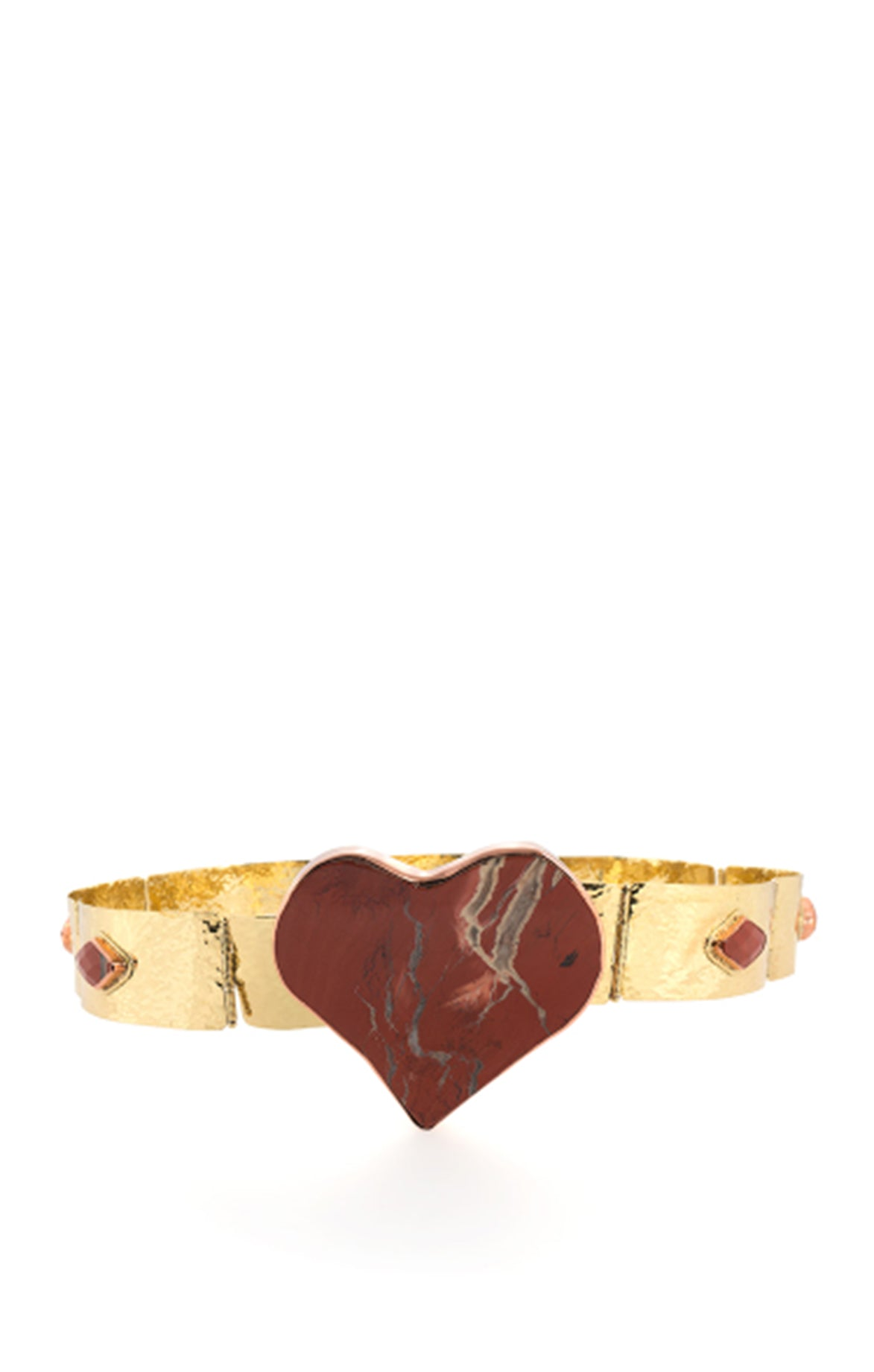 Love spell jasper brass belt