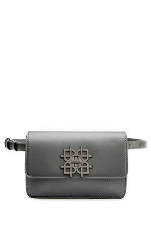 Maisie Gray Belt Bag