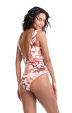 Cerise Sierra One Piece Swimsuit