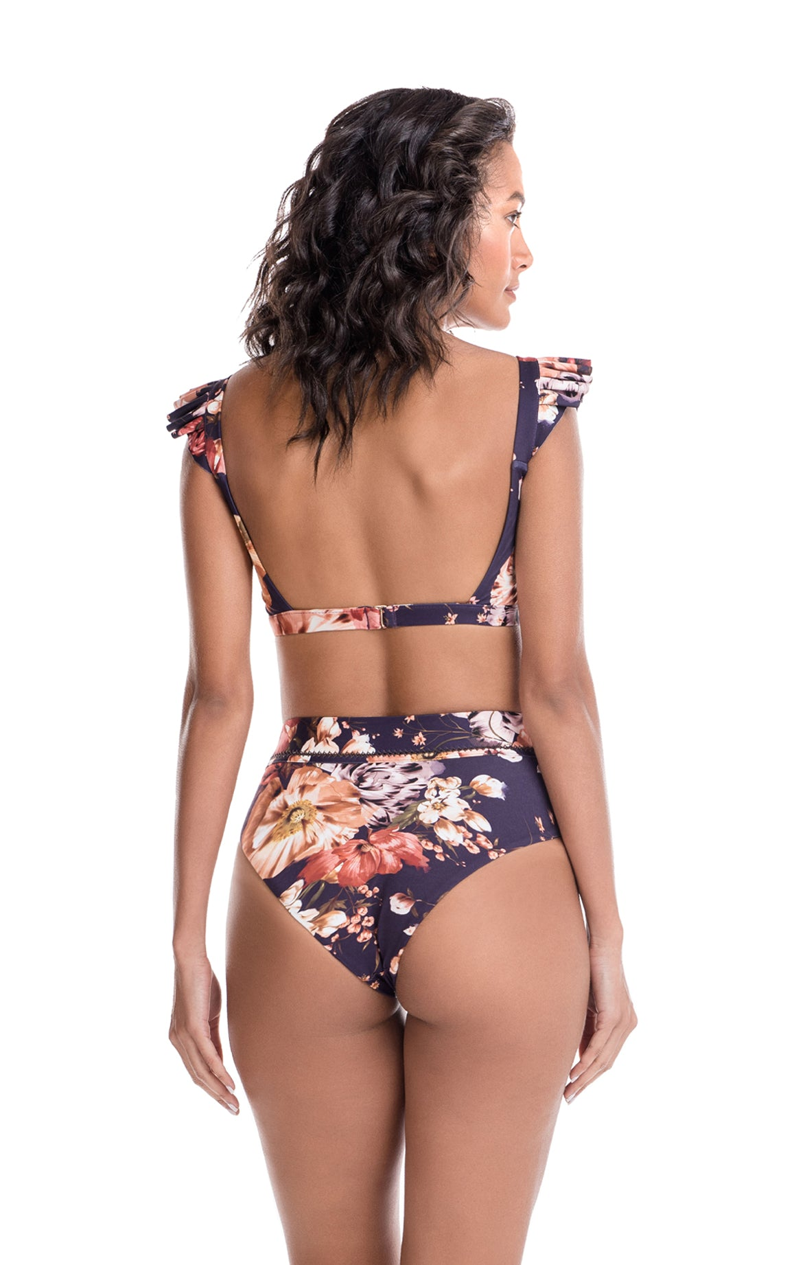 Fiore Belgica High Waist Bottom