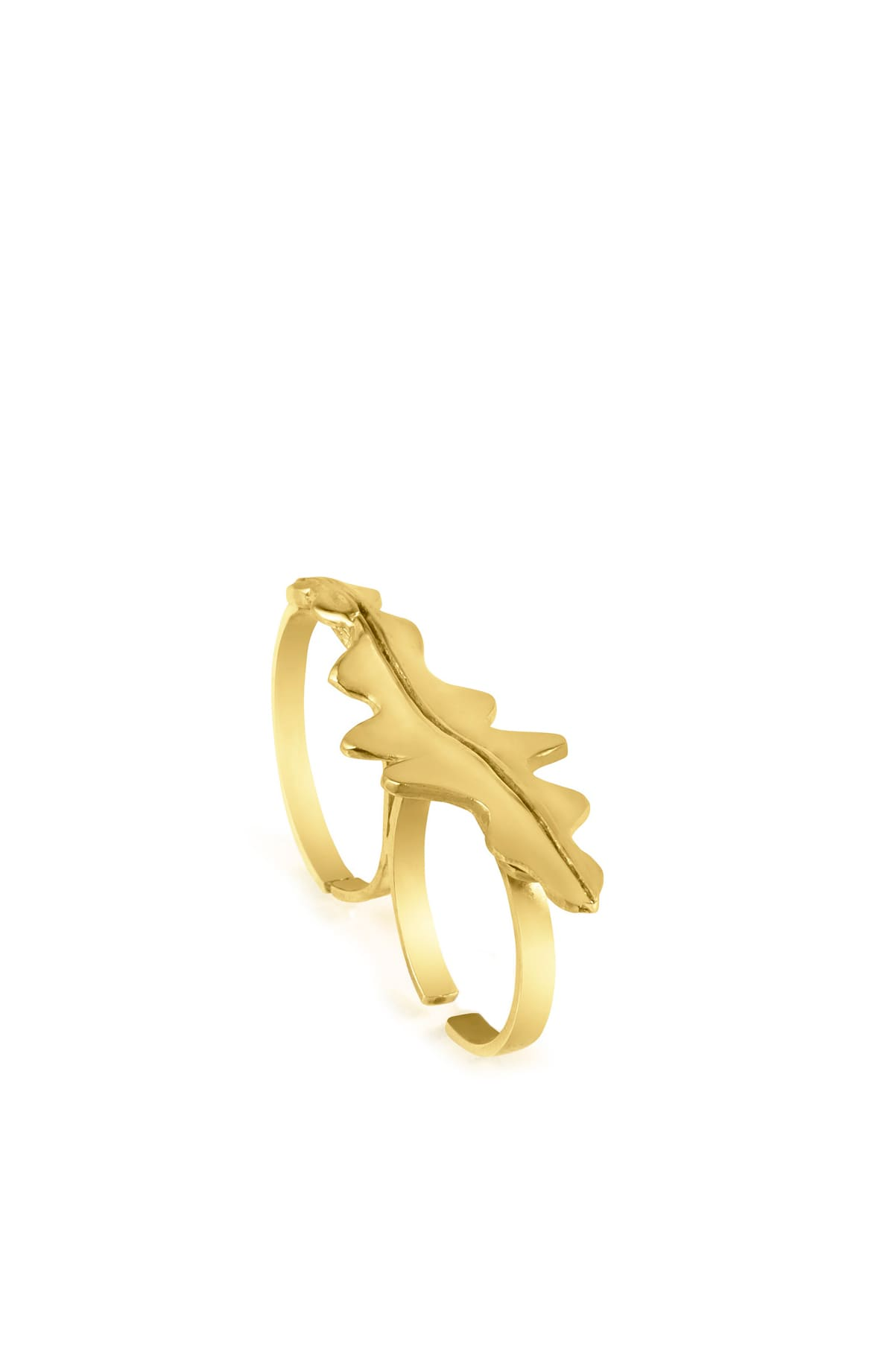 Areole Leaf Double Ring