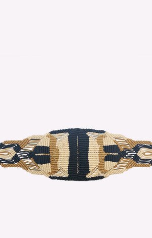 Aru Belt Black