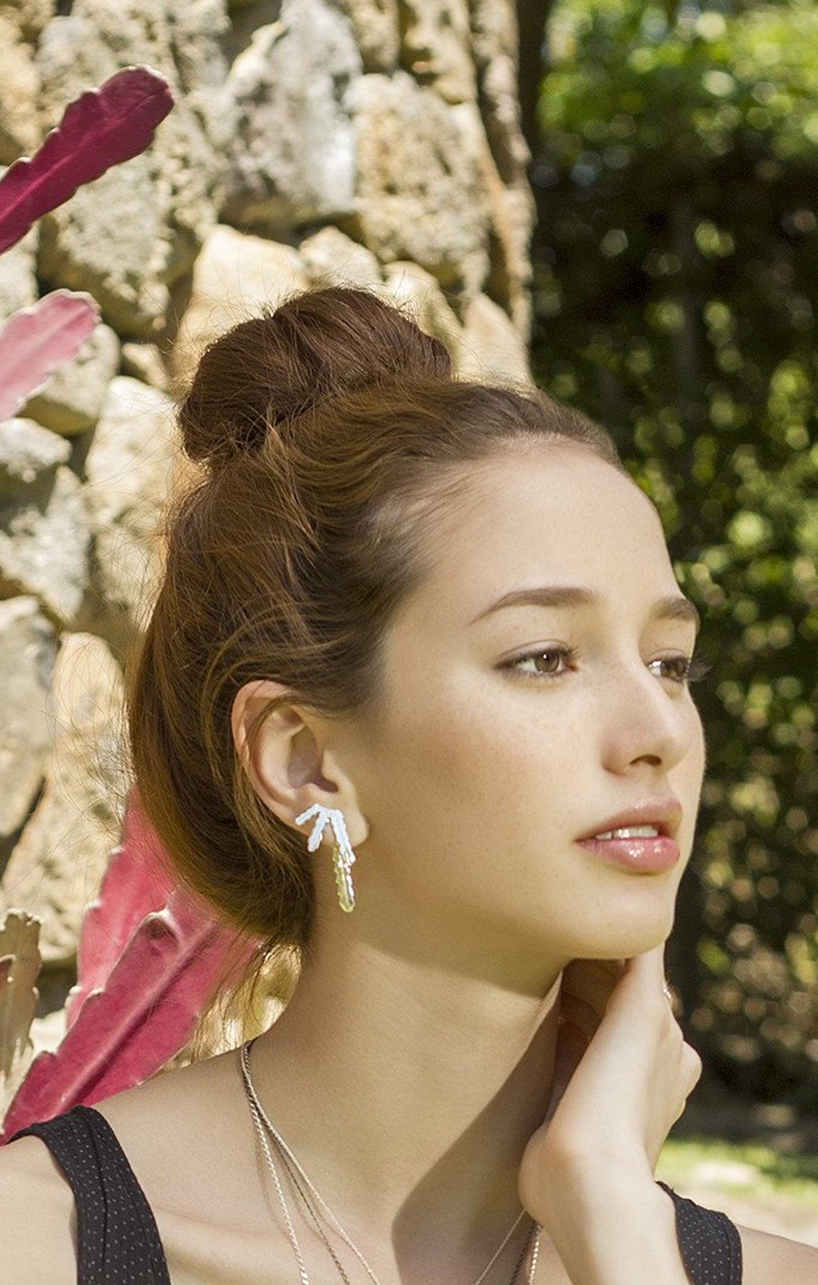 Pitayas II Earrings