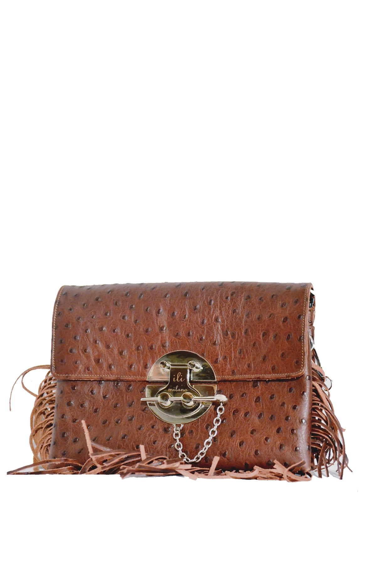 Brown Key Medium Bag