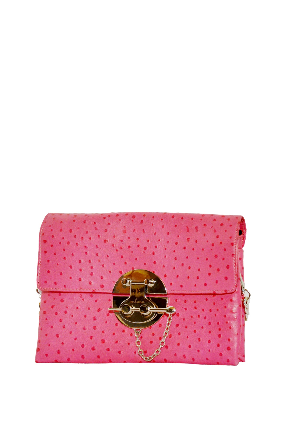 Pink Key Medium Bag