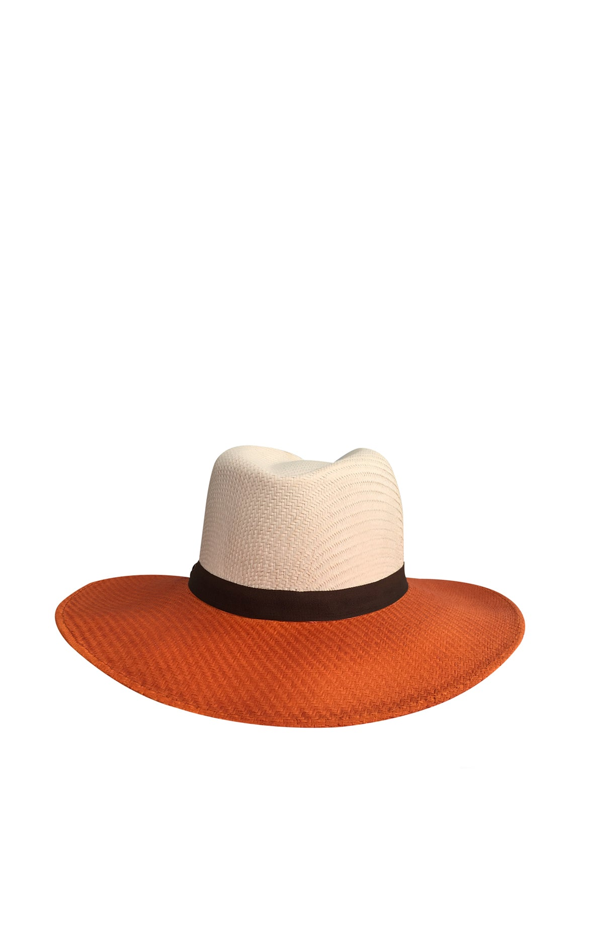 Renata Orange Hat