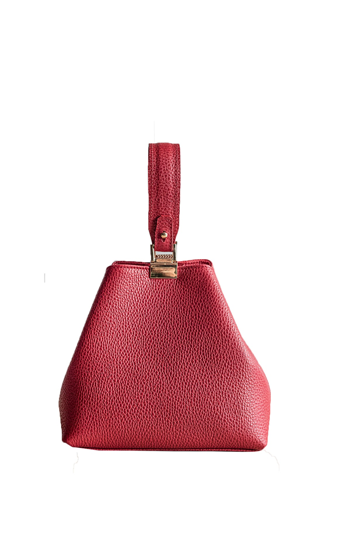 Mini Roma Red Handbag