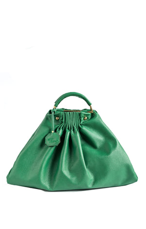 Vesta Green Handbag
