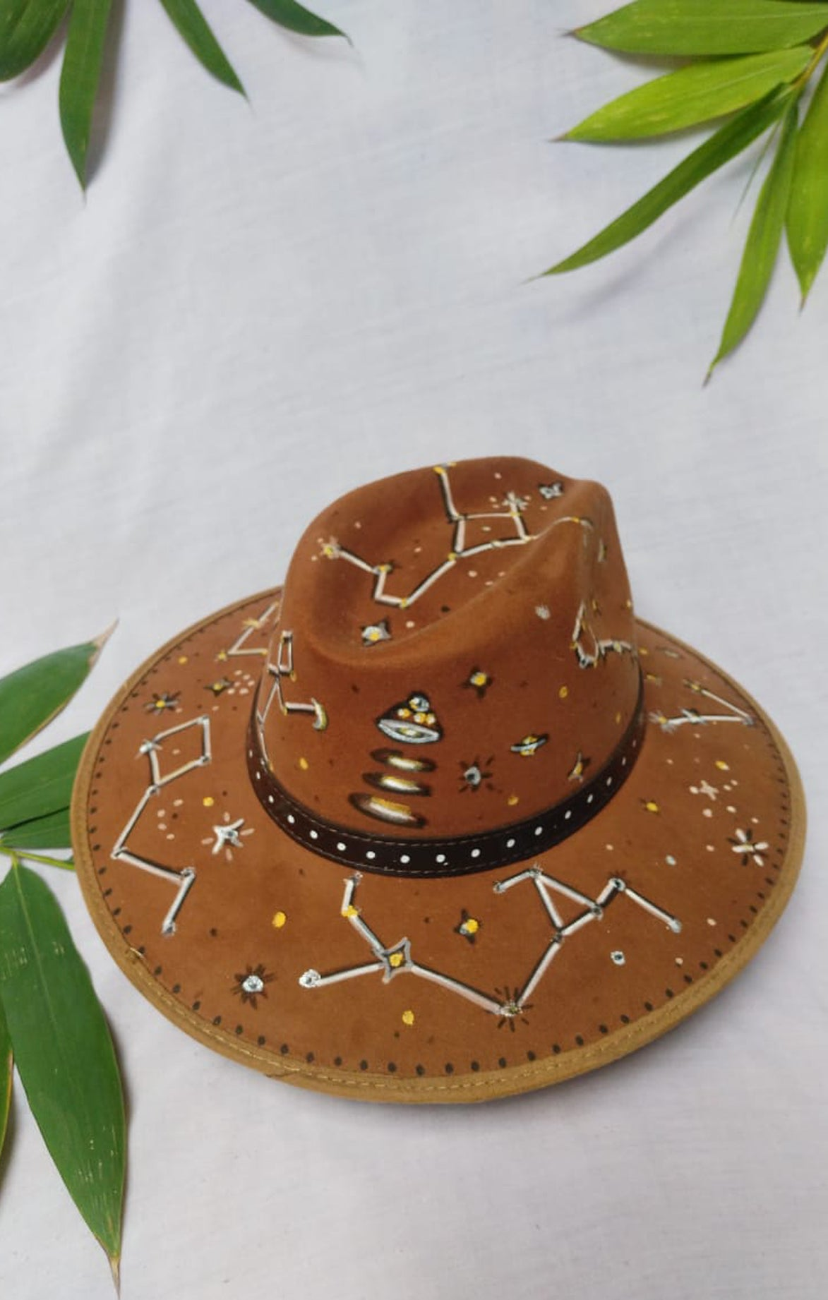 Sahara Eclipse Fedora Hat