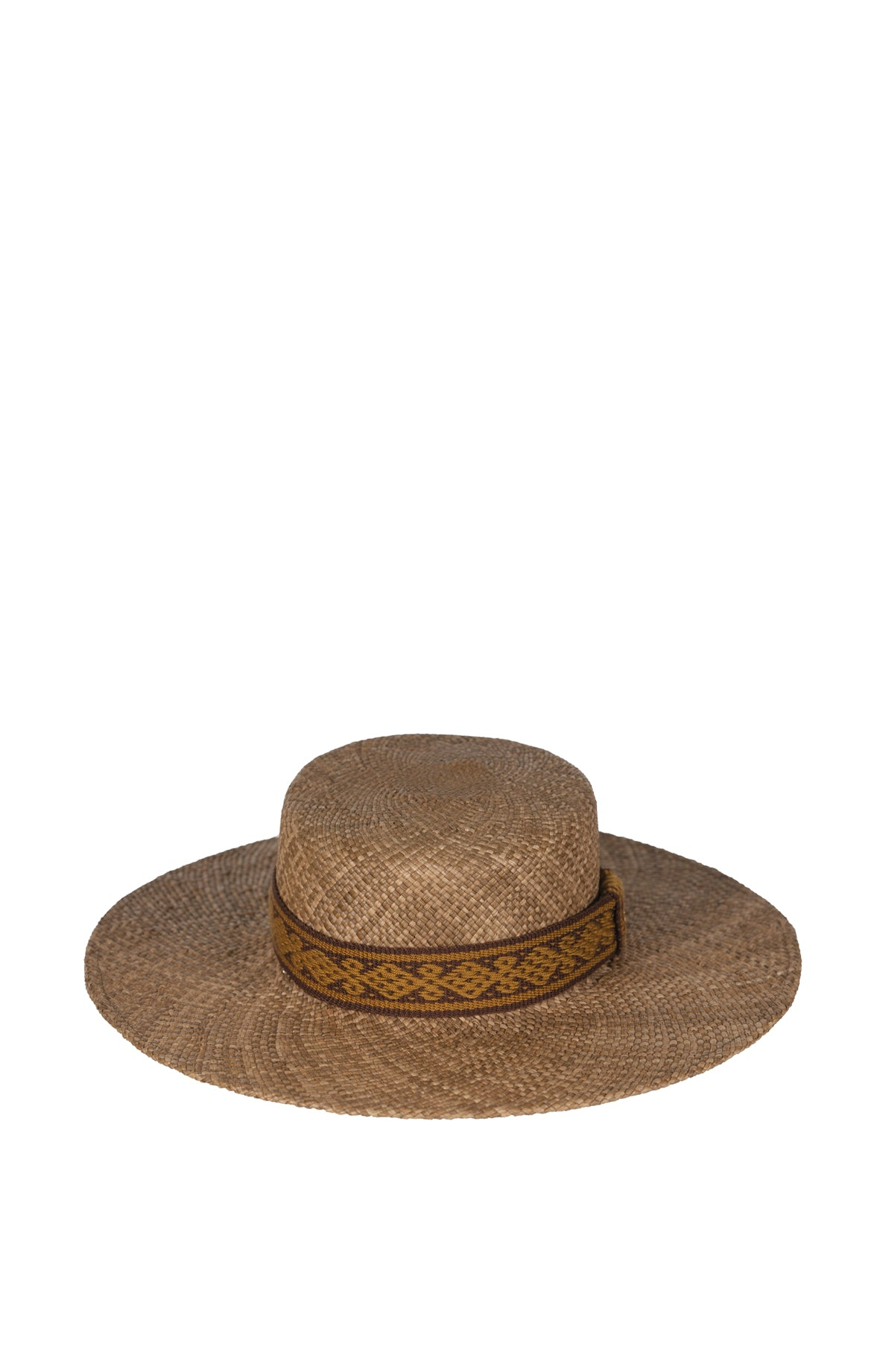 Sowing Straw Hat