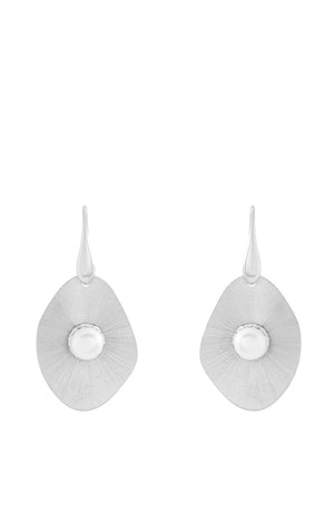 Dessert Sand Silver Earrings