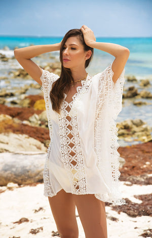 Riviera Cover Up Middy Dress