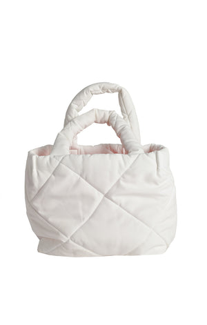 Diane K Large Quilted Handbag