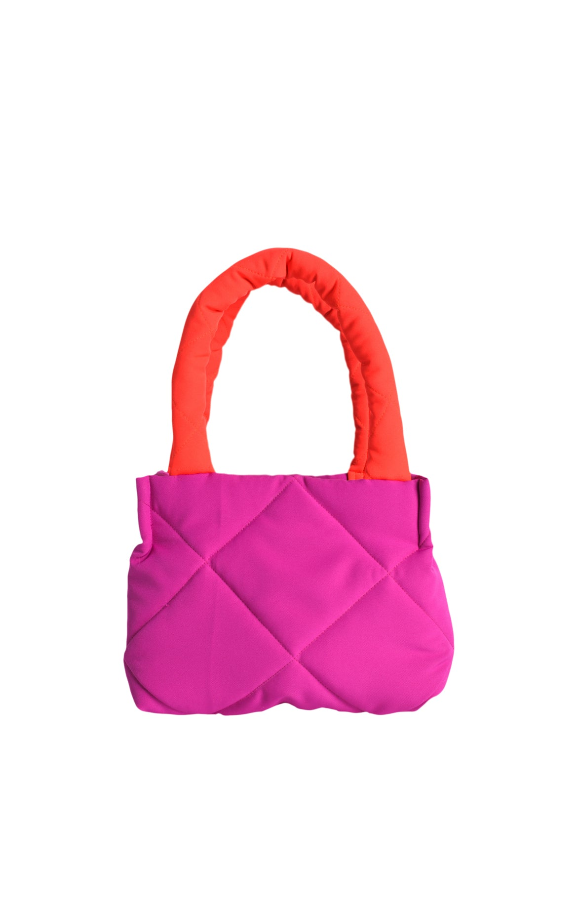 Margaret Quilted Handbag