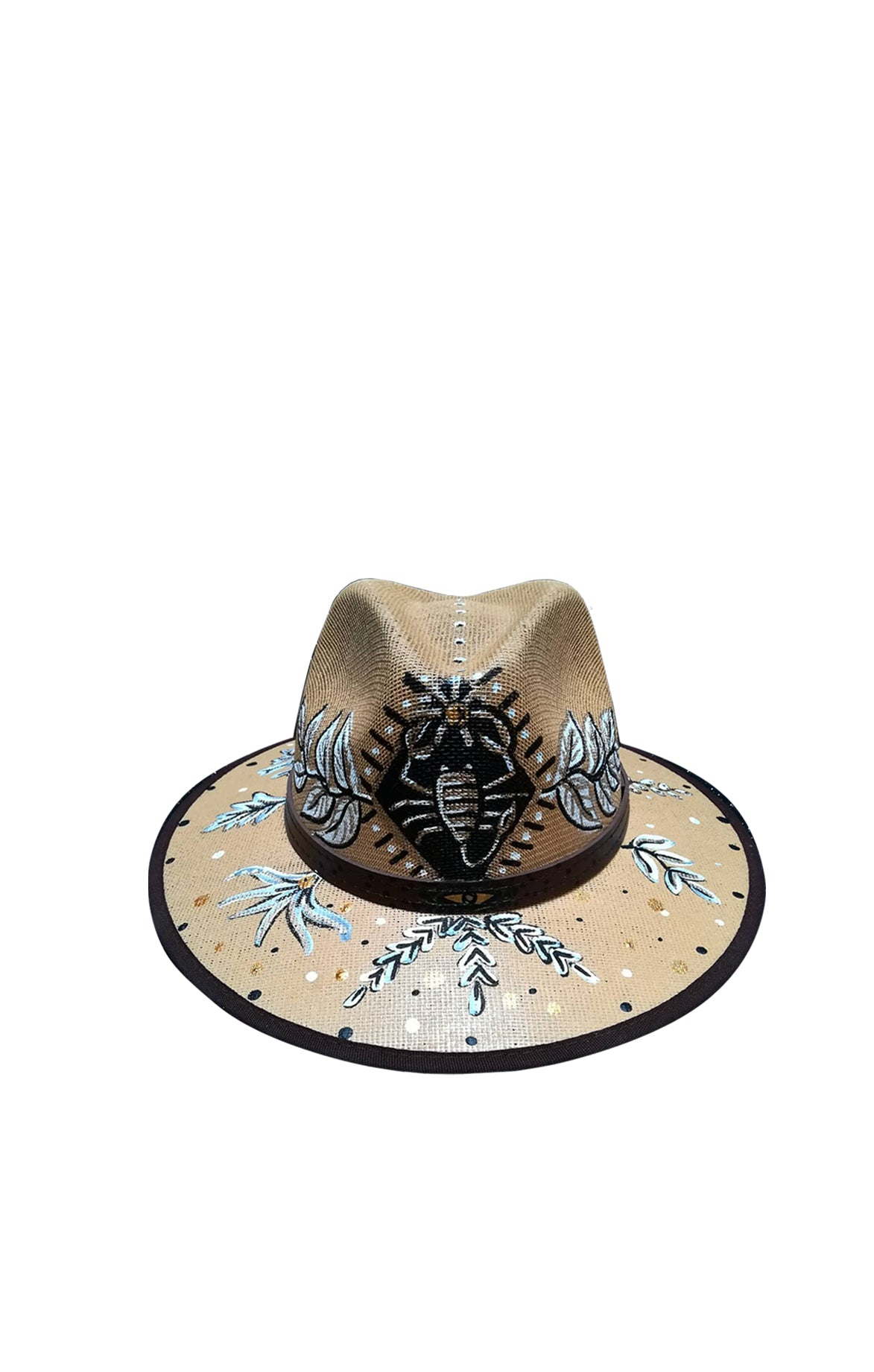 Scorpion Mood Fedora Hat
