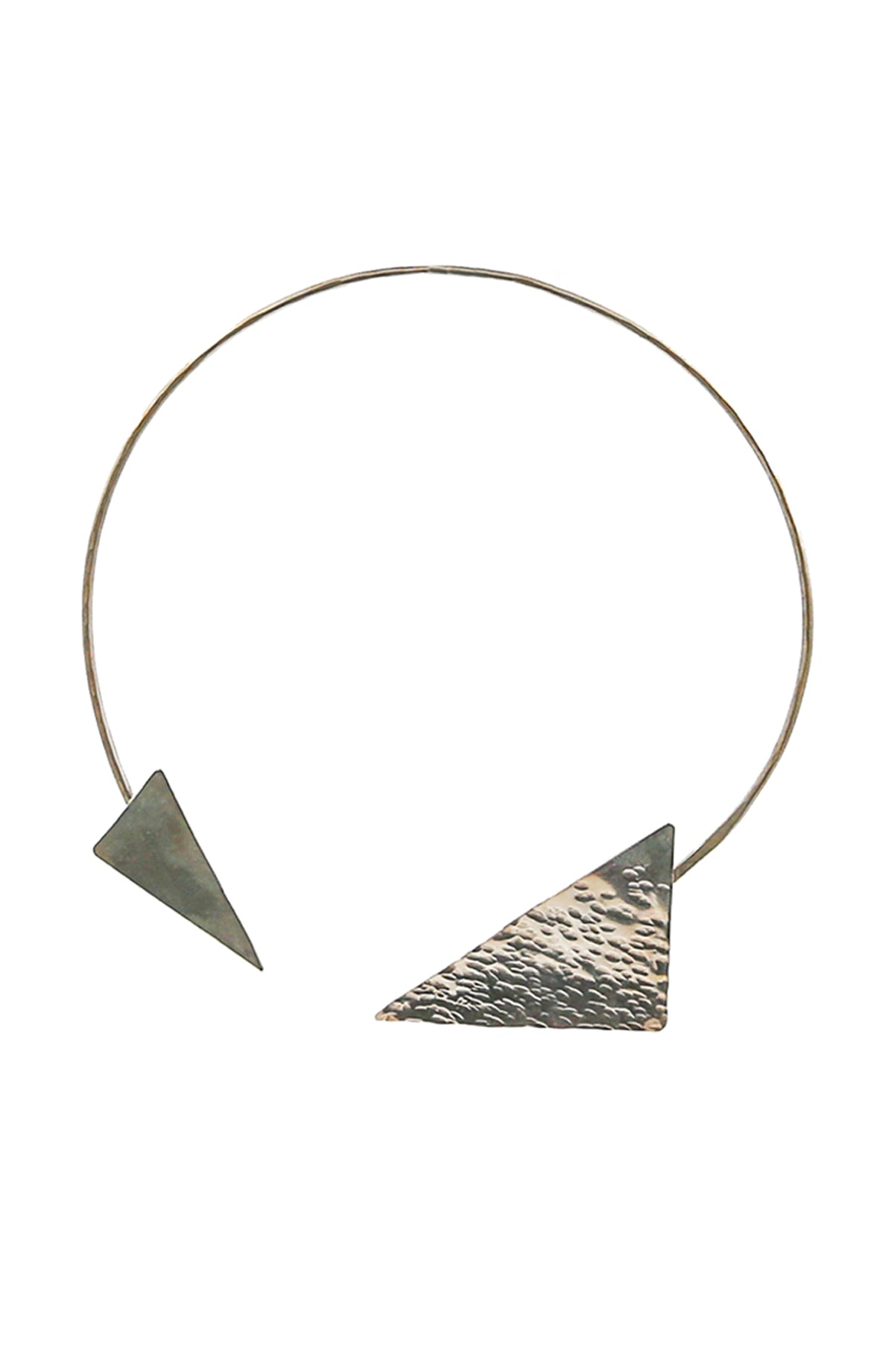 Two Triangles Necklace