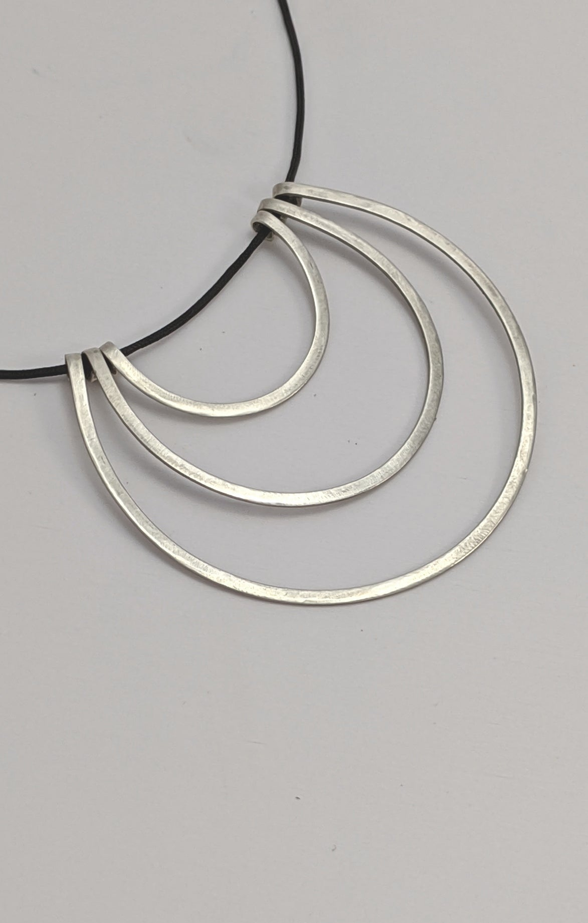 The Minimalist 3 Silver Necklace