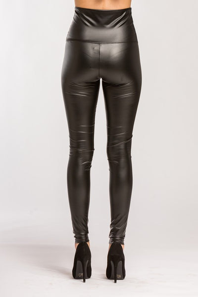 Lizzie Faux Leather Leggings