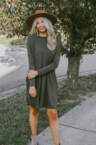 Audrey T-shirt Dress