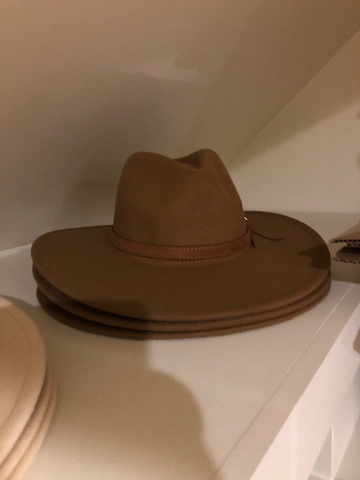 new camel fedora