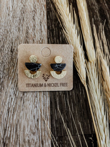 Take The Risk Earrings