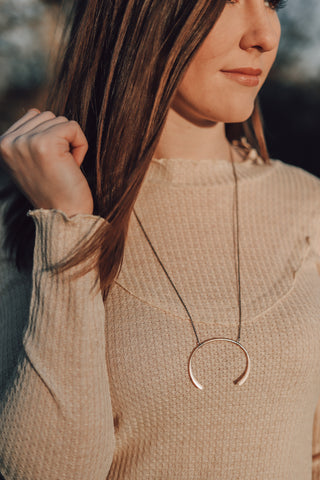 No Looking Back Necklace