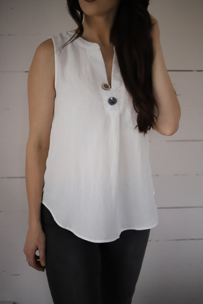 In Your Element Sleeveless Top