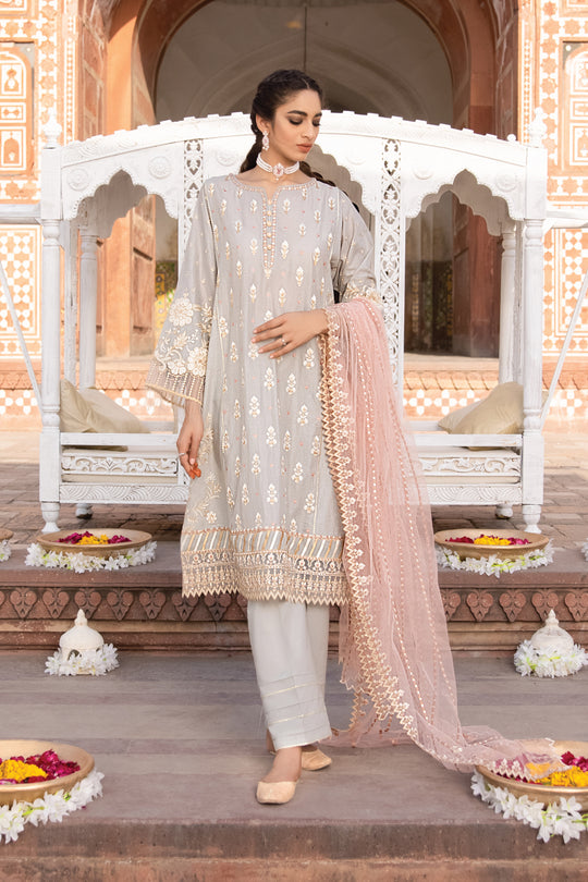 Iznik FL-10 Taghim Festive lawn Collection