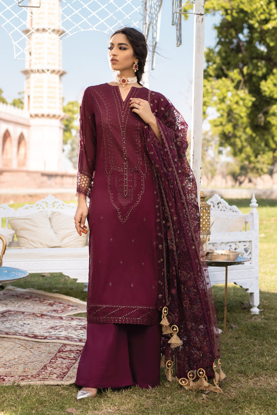 Iznik FL-06 Aksam Festive lawn Collection