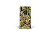 Load image into Gallery viewer, Retro Hippie Phone Case for iPhone and Samsung. 1960's 1970's Style.