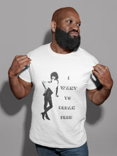 Load image into Gallery viewer, Freddie Mercury I Want to Break Free T-Shirt. Queen Band Shirt Unisex.