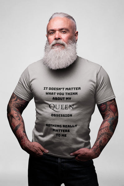 Queen Band Nothing Really Matters UNISEX T-Shirt.