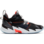 Jordan Why Not? Zer0.3 Basketball Shoe 'Black/Bright Crimson'