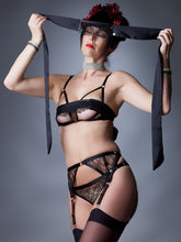 Load image into Gallery viewer, Something Wicked Annabel Harness Bra