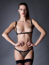 Load image into Gallery viewer, Something Wicked Arabella Harness Bra