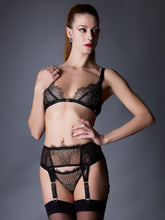 Load image into Gallery viewer, Something Wicked Arabella Suspender Belt