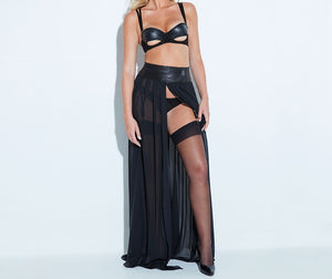 Something Wicked Ava Maxi Skirt