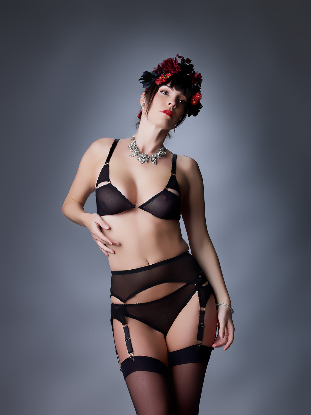 Something Wicked Eve Suspender