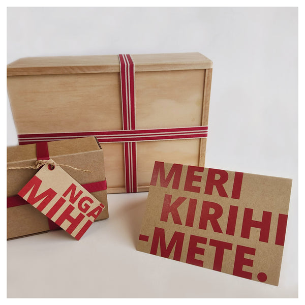 Set of Gift Tags - Ngā Mihi