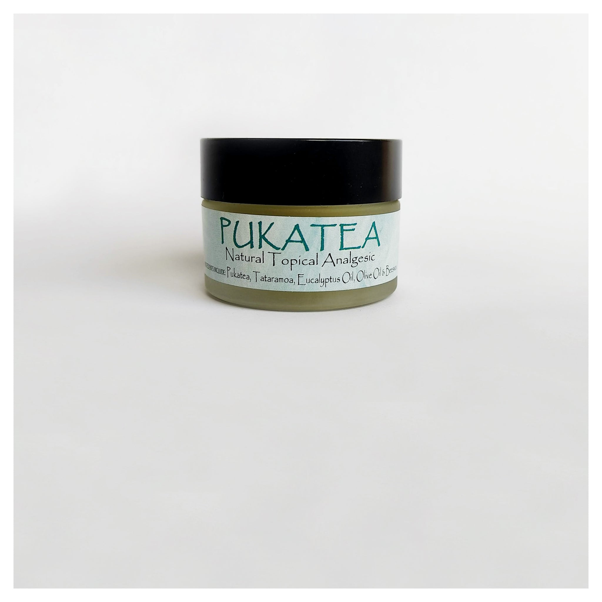 Natural Pain Balm - Pukatea (topical analgesic)