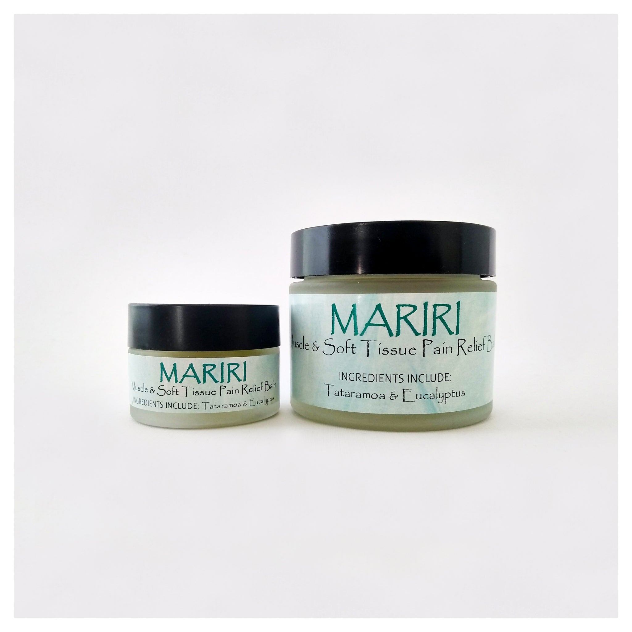 Natural Pain Balm - Māriri (muscle and soft tissue)
