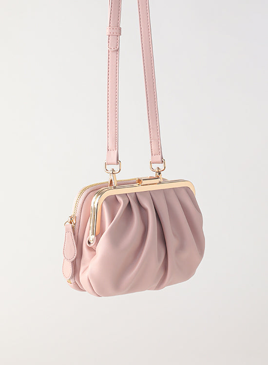 Tuscani Clutch Mini Bag | Pink
