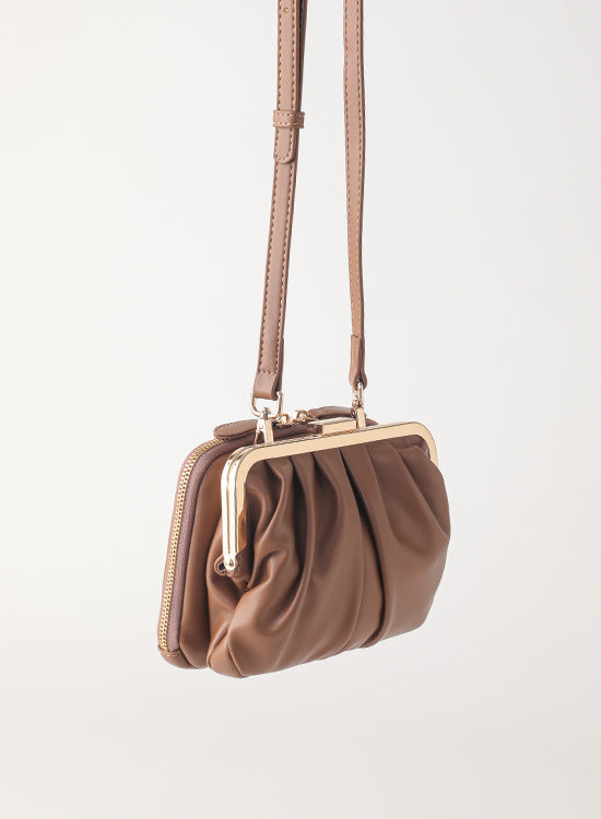 Tuscani Clutch Mini Bag | Brown