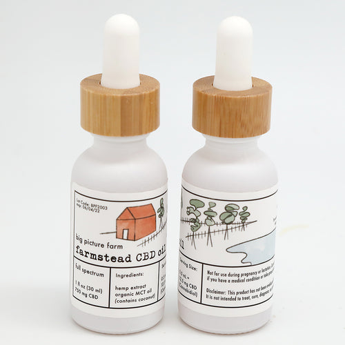 Farmstead Hemp Extract (Full-Spectrum)