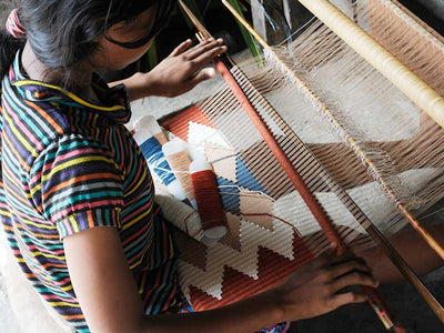 THE ART OF IKAT