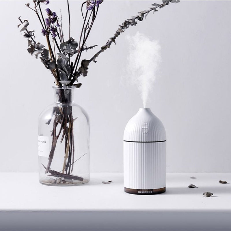 AromaSparkle™ Pyramid - Room Humidifier with Home Fragrance