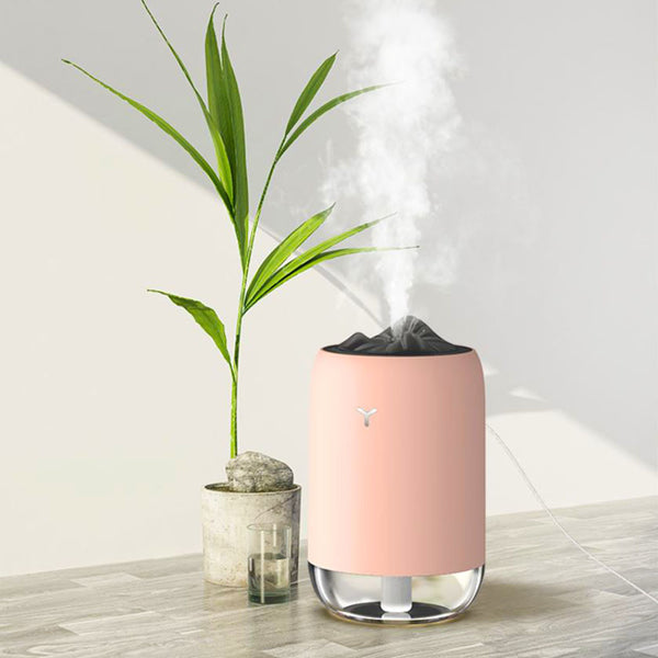 AromaSpakle™ Volcano - Room Humidifier with Home Fragrance