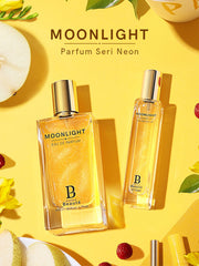 <b>Fashion Neon MOONLIGHT Eau De Parfum 50ml/15ml</b><br>Chypre fruity/female