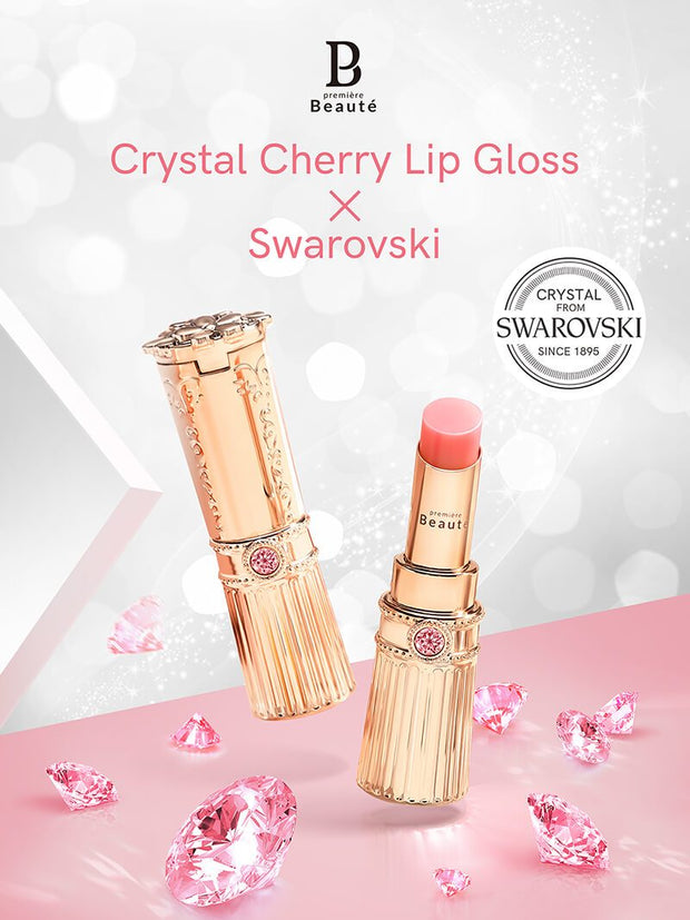 <b> Crystal Cherry Lip Gloss, Fashion Neon DARK NIGHT Eau De Parfum 15ml</b>